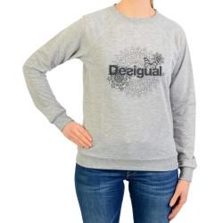 Sweatshirt Desigual Sweat Crew Neck