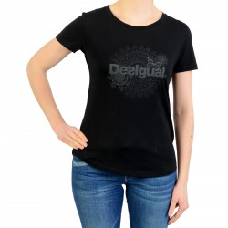 Tee-shirt Desigual TS Tee Co Essentials