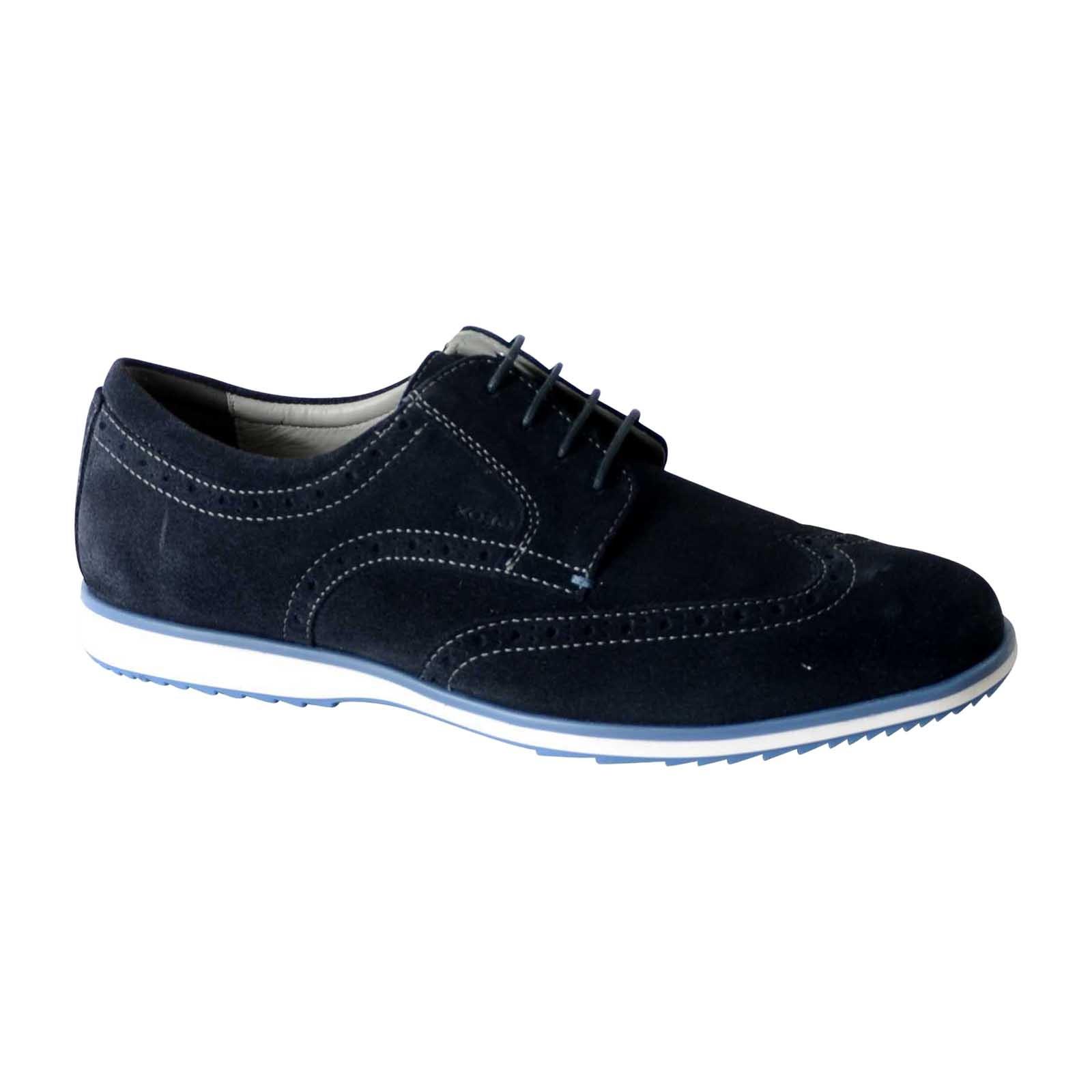 Chaussure-Geox-U-BLAINEY-A-SUEDE miniature 4