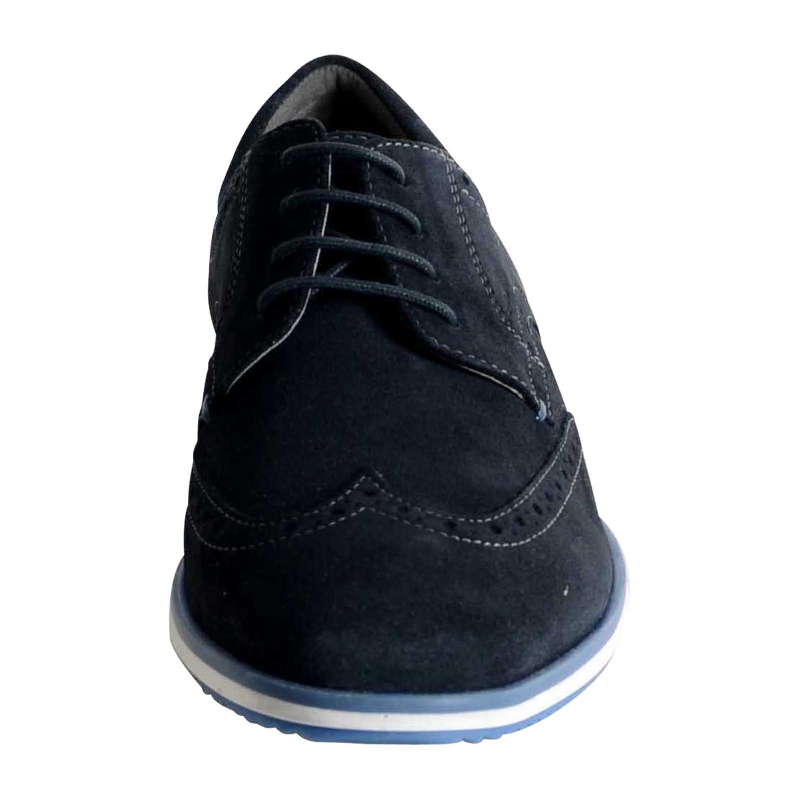 Chaussure-Geox-U-BLAINEY-A-SUEDE miniature 3