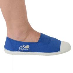 Basket Kaporal 5 Korava Bleu Indigo / Blanc V2