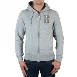 Sweat Redskins Satelite Porter Gris