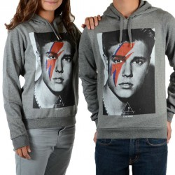 Sweat Little Eleven Paris JB Justin Bieber (Garçon / Fille) Gris