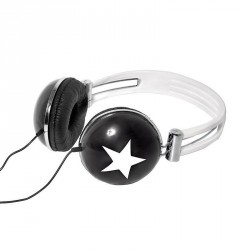 Casque Audio Elecoom Star Noir