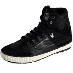 Chaussure Pepe Jeans PMS30044 Factory Tech Noir 999