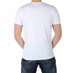 Tee Shirt Pepe Jeans Martin PM502191 Blanc 800