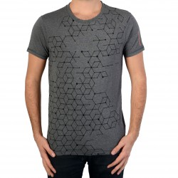 Tee Shirt Pepe Jeans PM502644 Epping 945 Grey