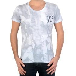 Tee Shirt Pepe Jeans PM502622 Luis 800 White