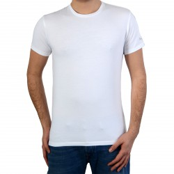 Tee Shirt Pepe Jeans (Col Rond) Original Basic Pm502477 800 White