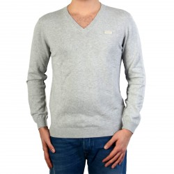 Pull Pepe Jeans New Norac Pm701061 Lt Grey Marl 913