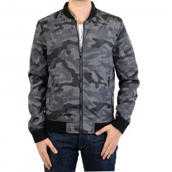 Blouson Ryujee Clive 04 Camouflage
