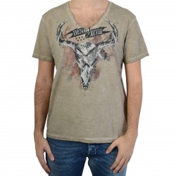 Tee Shirt Kaporal Homme Dufle Rock