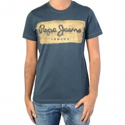 Tee Shirt Pepe Jeans Charing Navy PM503215
