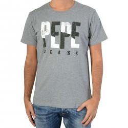 Tee Shirt Pepe Jeans Chaos Grey Marl PM503151