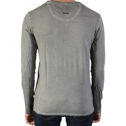 Tee Shirt Deeluxe Change W16111K Iron Grey