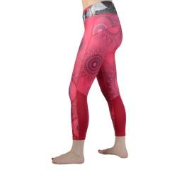 Legging Desigual 67K2SA6 Purpura 3052