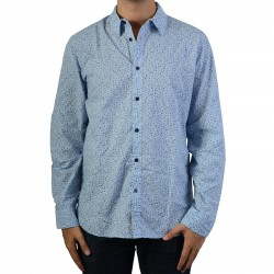 Chemise Pepe Jeans Calengol Azure Blue PM302563