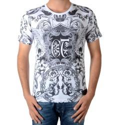 Tee Shirt Celebry Tees Gothic Blanc