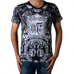 Tee Shirt Celebry Tees Gothic Noir