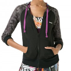 Sweat Desigual 67S2SA9 Noir 2000