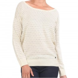 Pull Kaporal Sandy Off White