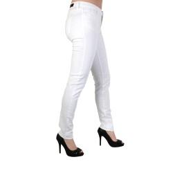 Jeans Le Temps Des Cerises Basic JF316BASWLCOL White