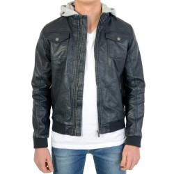 Veste Pepe Jeans PB400487 Crosby Blue Black