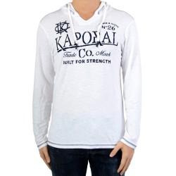 Sweat Fin Kaporal Tavax White