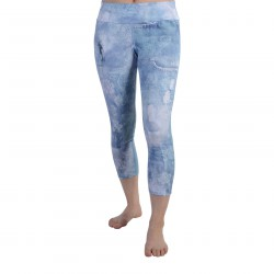 Legging Desigual Capri Tight Jeans