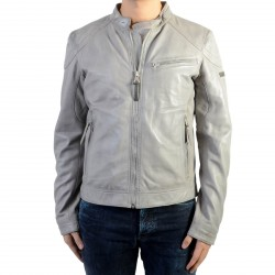 Blouson Cuir Redskins Willow Casting Cement