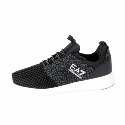 Basket Armani New Racer Mesh U 278090 7p299 00020 Black