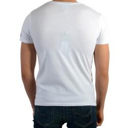 Tee Shirt Redskins Enfants Splash White