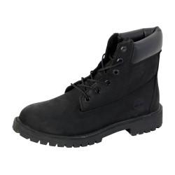 Chaussure Timberland 12907 Junior/Junior Black Nubuck