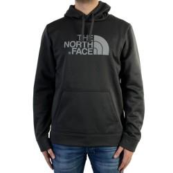 Sweat A Capuche The North Face T92XL80C5 Asphalt Grey