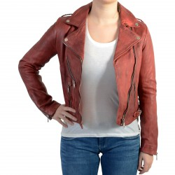 Veste Redskins Jazz Rocho Red
