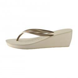 Tong Havaianas H.High Fashion Beige