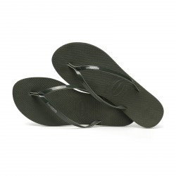 Tong Havaianas H.You Metallic Olive Green