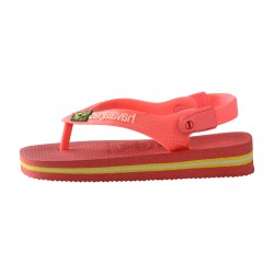Tong Havaianas H.Baby Brazil Logo Coral New