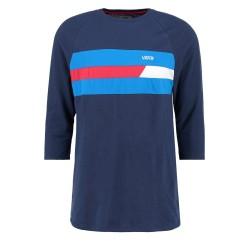 Tee Shirt Vans Ninety Three CR Dress Blue