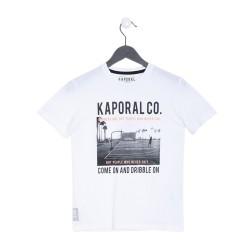 Tee Shirt Kaporal Junior Mivine Optical White