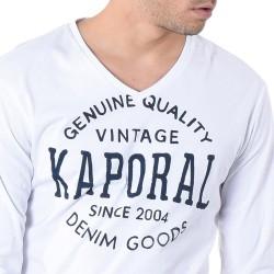 Tee Shirt Kaporal Tarzue White