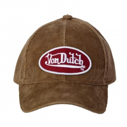 Casquette Von Dutch Brown