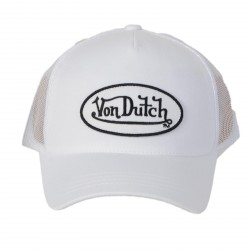 Casquette Von Dutch Eva White