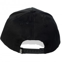 Casquette Von Dutch Eva 2 Black / Silver