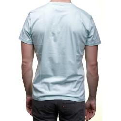 Tee Shirt Pepe Jeans PM501929 Eggo Crew 509 Glass