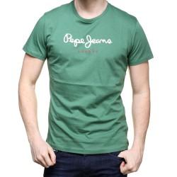 Tee Shirt Pepe Jeans PM501929 Eggo Crew 632 Foliage