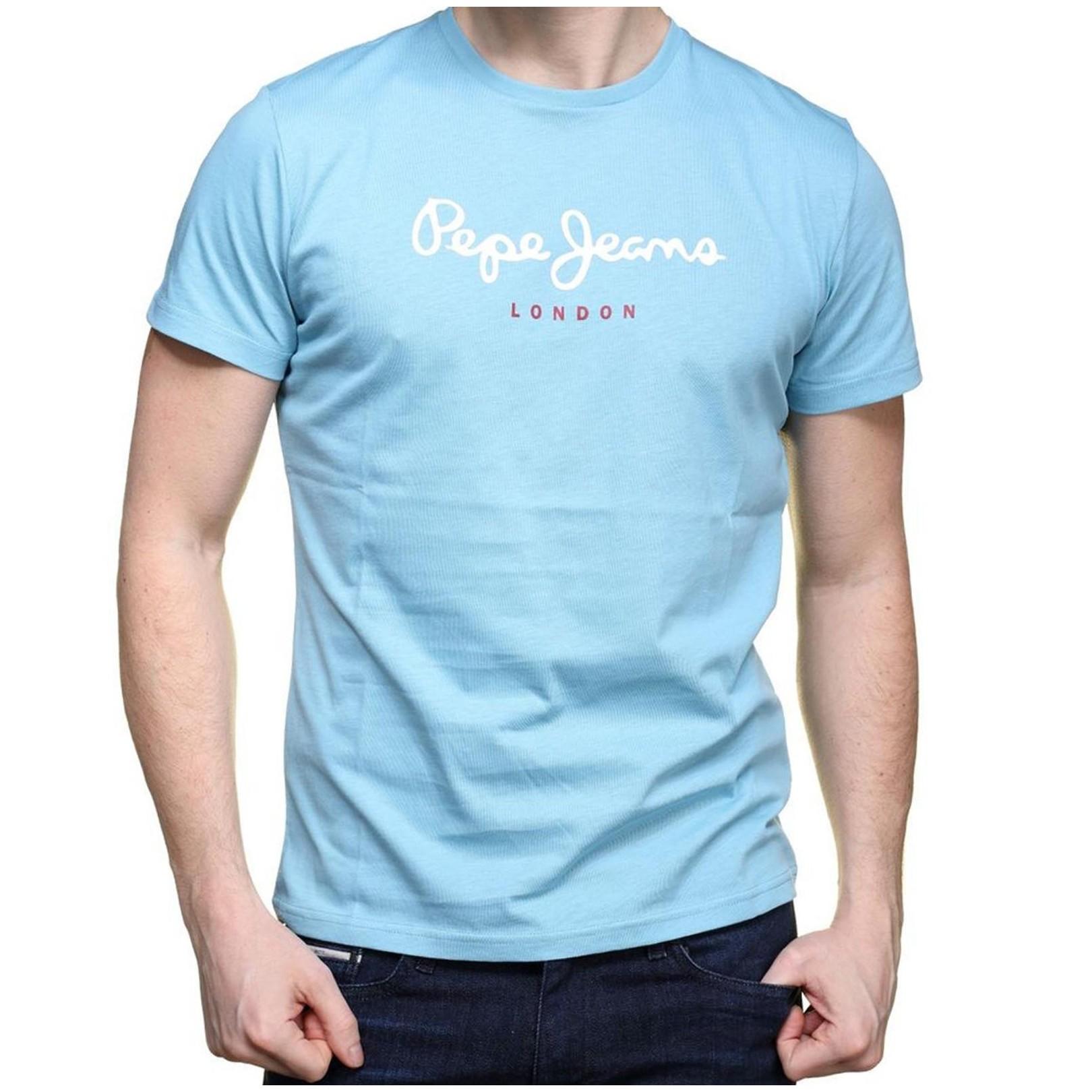 Tee Shirt Pepe Jeans PM501929 Eggo Crew 546 Quay