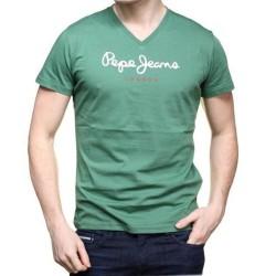 Tee Shirt Pepe Jeans PM501389 Eggo V 632 Foliage