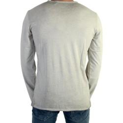Tee Shirt Pepe Jeans Enfant Jaden JR 932 Alloy PB501315