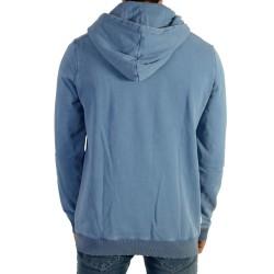 Sweet A Capuche Pepe Jeans Enfant Samu JR 563 Steel Blue
